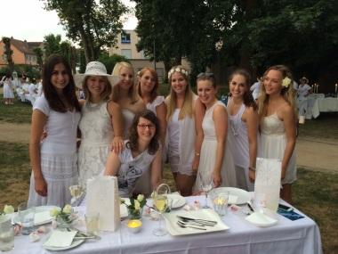 Dinner en Blanc 2015