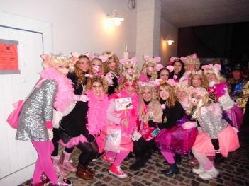 Miss Piggy Fastnachtssamstag