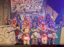 Starlight Express Auftritt