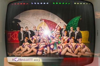 Tanzprojekt Tagesschau 2013